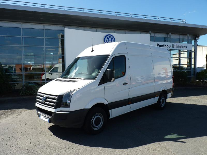 VOLKSWAGEN Crafter Fg 35 L2H2 2.0 TDI 136ch Business Line